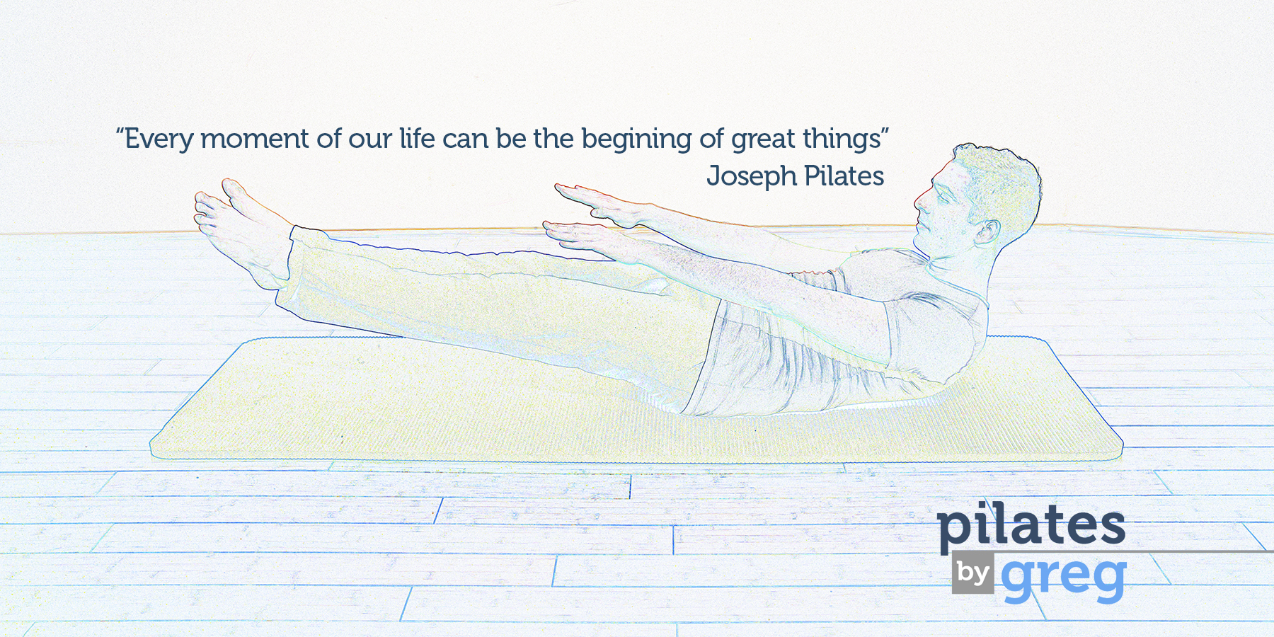 Happy New Year from Pilates by Greg